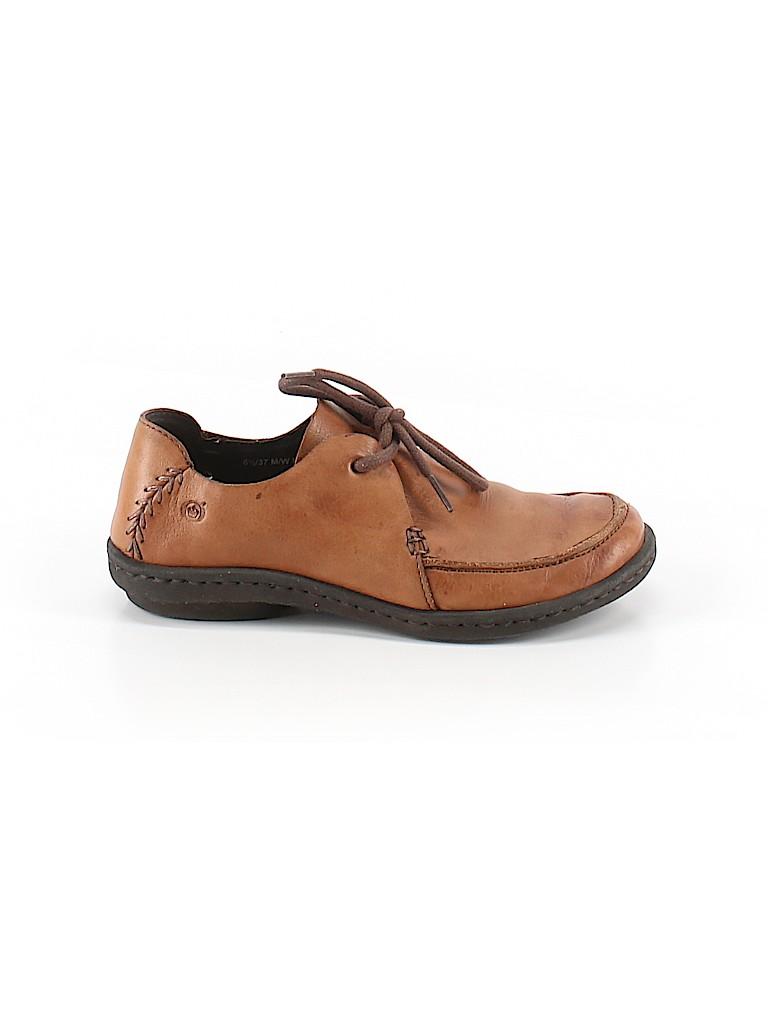 Born Handcrafted Footwear Women Flats Size 6 1/2