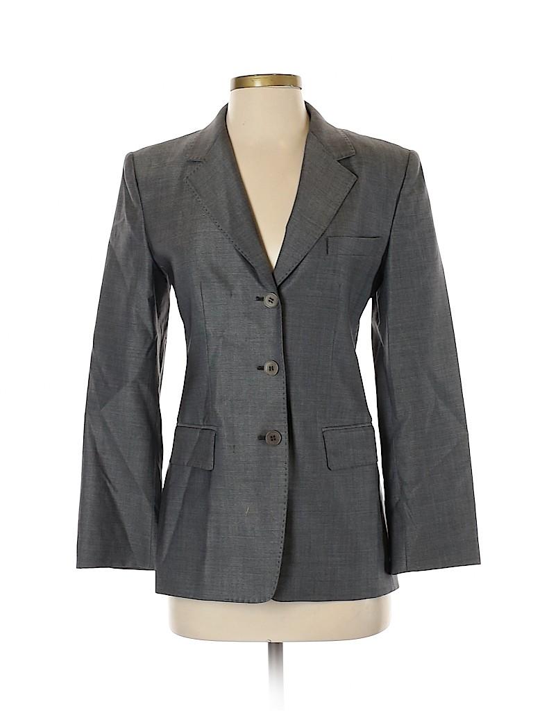 Max Mara Women Wool Blazer Size 4