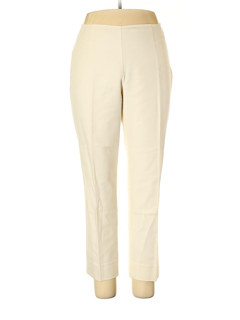 Chico's Women Dress Pants Size Lg (2.5)