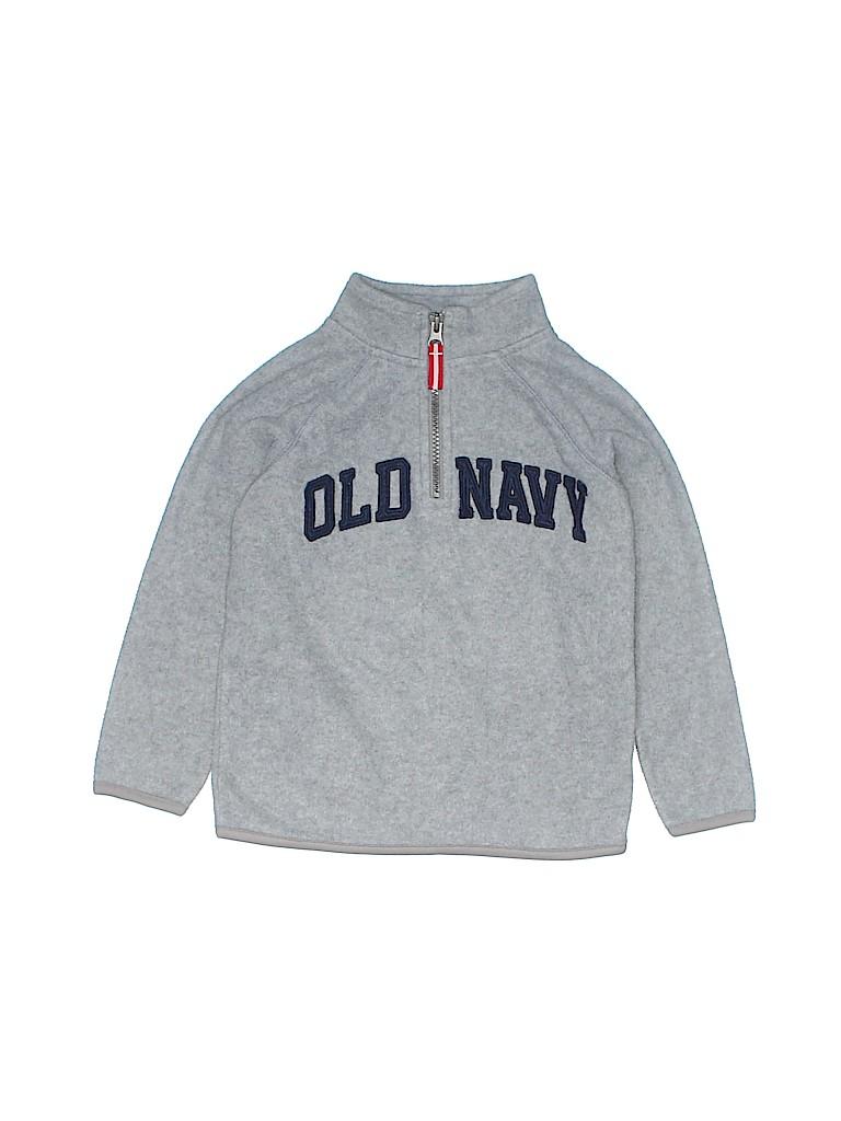 Old Navy Boys Fleece Jacket Size 4T