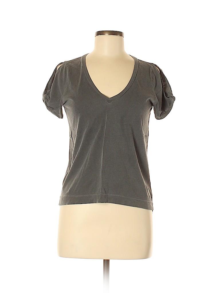 Chelsea Sky Women Short Sleeve T-Shirt Size M