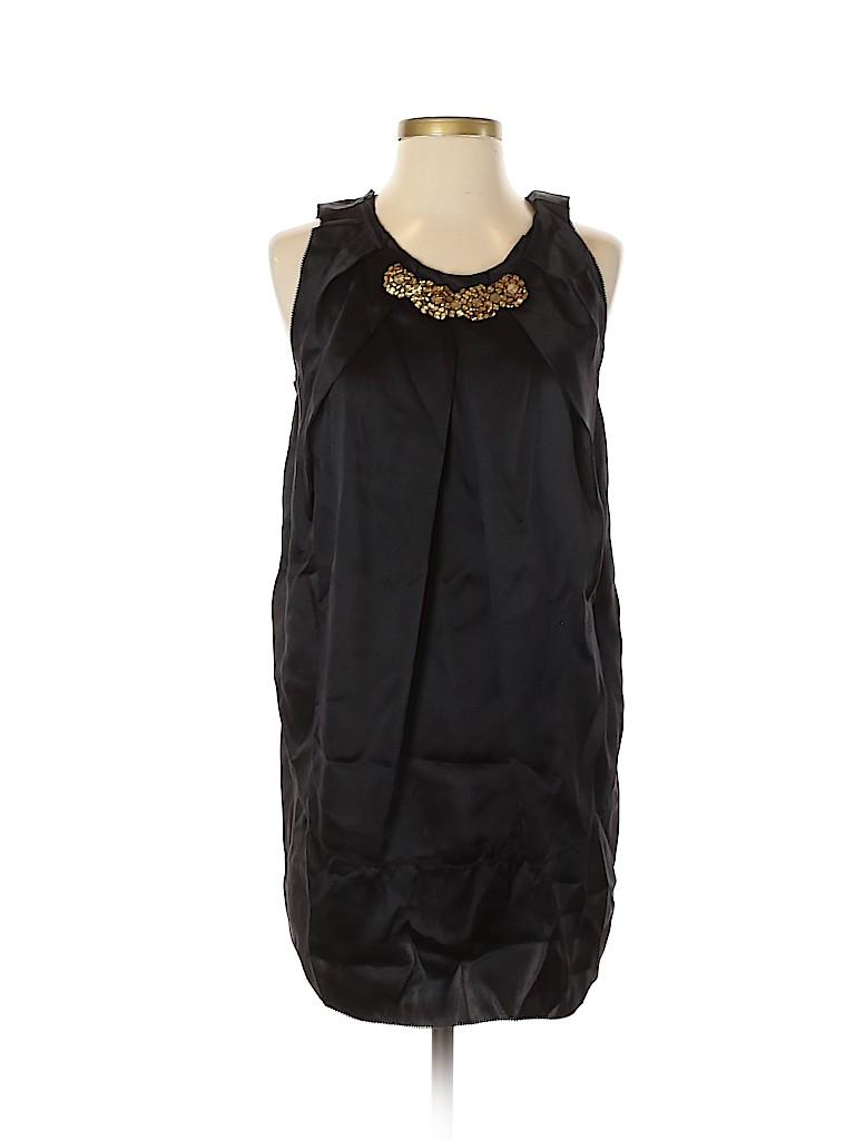 Vera Wang Women Sleeveless Silk Top Size 4
