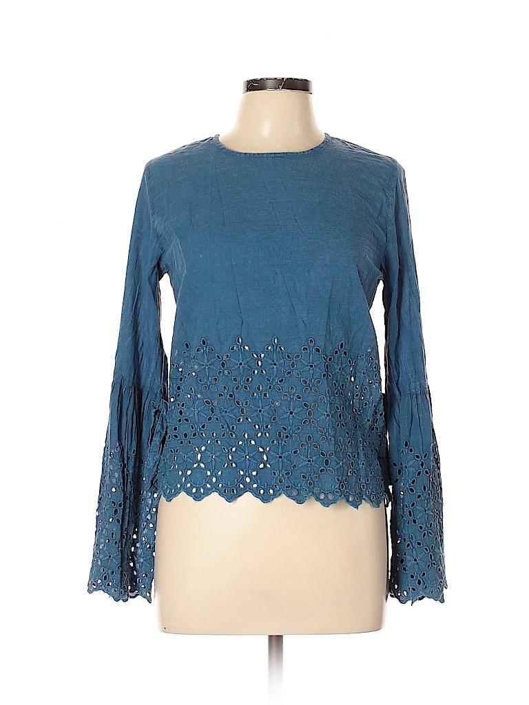 Style Envy Women Long Sleeve Top Size L