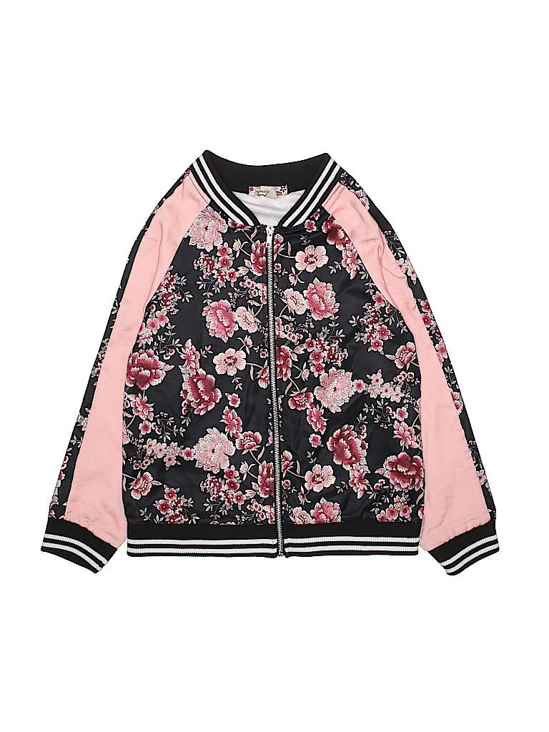 Speechless Girls Jacket Size X-Large (Kids)