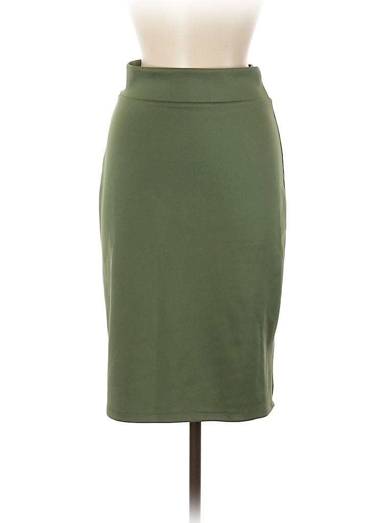Popana Women Casual Skirt Size M