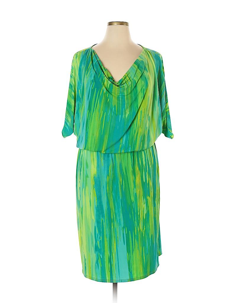 Josie Natori Women Casual Dress Size XL