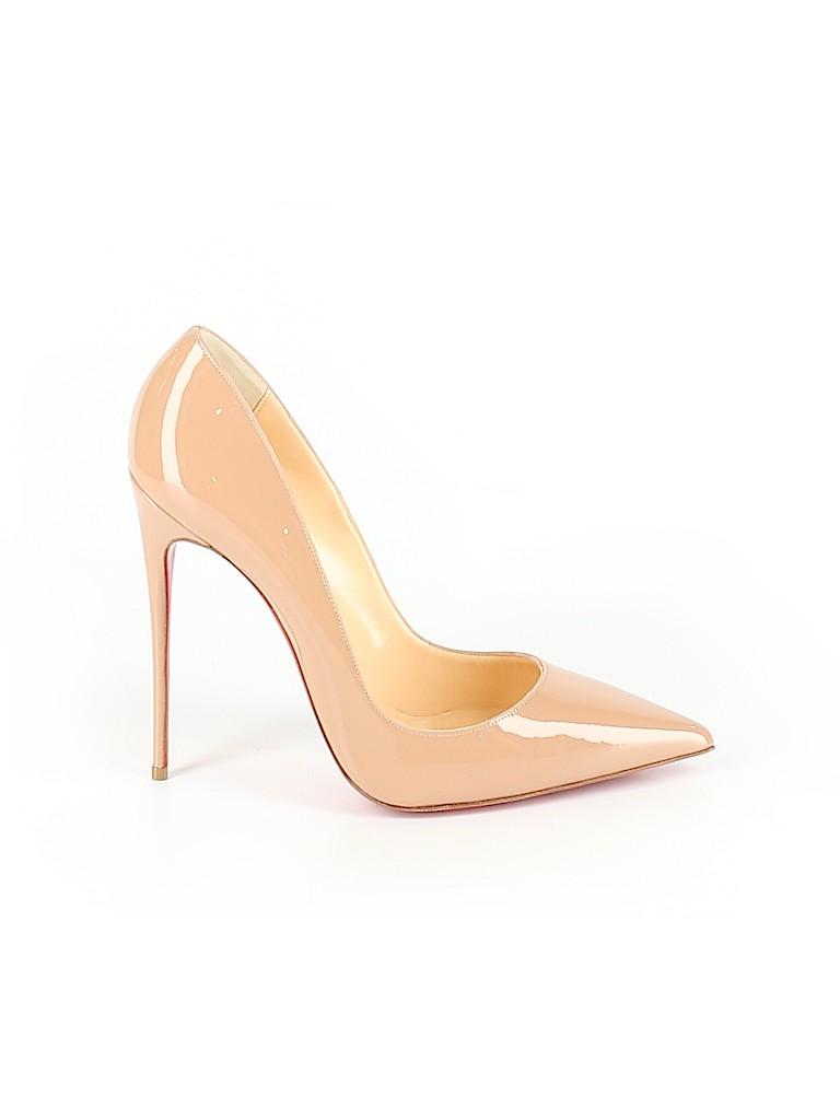 Christian Louboutin Women Heels Size 41.5 (EU)