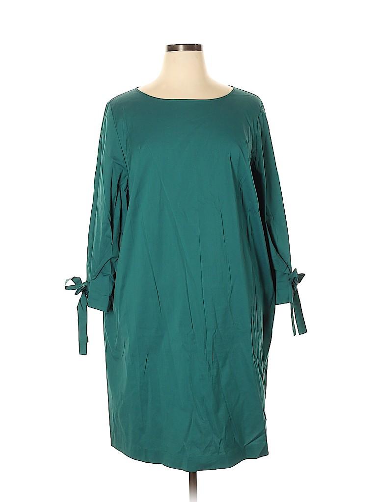 Lafayette 148 New York Women Casual Dress Size 2X (Plus)