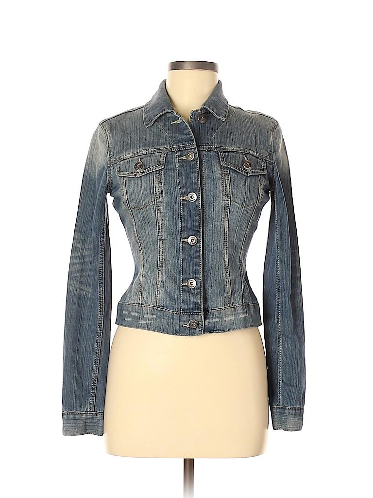 Freestyle Revolution Women Denim Jacket Size M