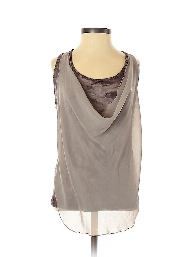 Mystree Women Sleeveless Blouse Size S