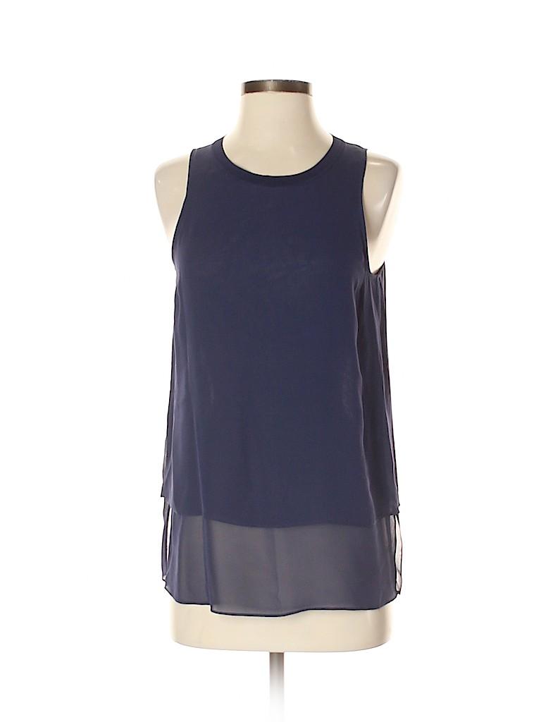 Rag & Bone Women Sleeveless Silk Top Size S
