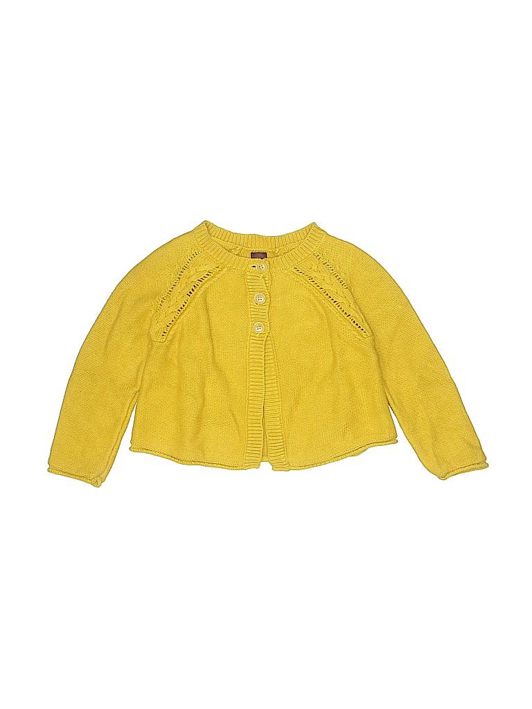 Tea Girls Cardigan Size 2 - 3