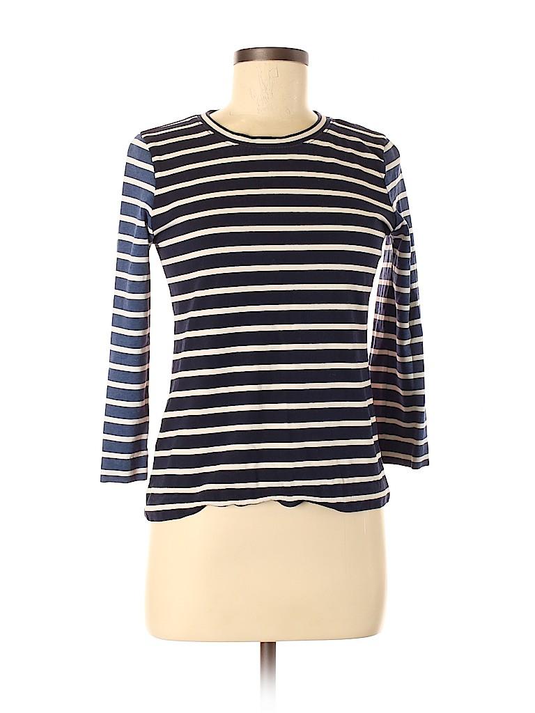J. Crew Women 3/4 Sleeve Top Size XS