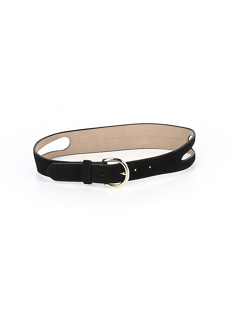 Ann Taylor LOFT Women Leather Belt Size XS - Sm