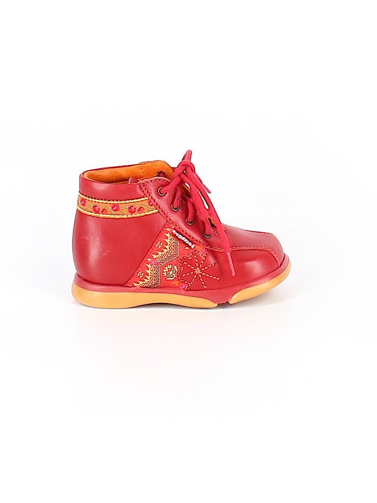 Kenzo Girls Boots Size 4