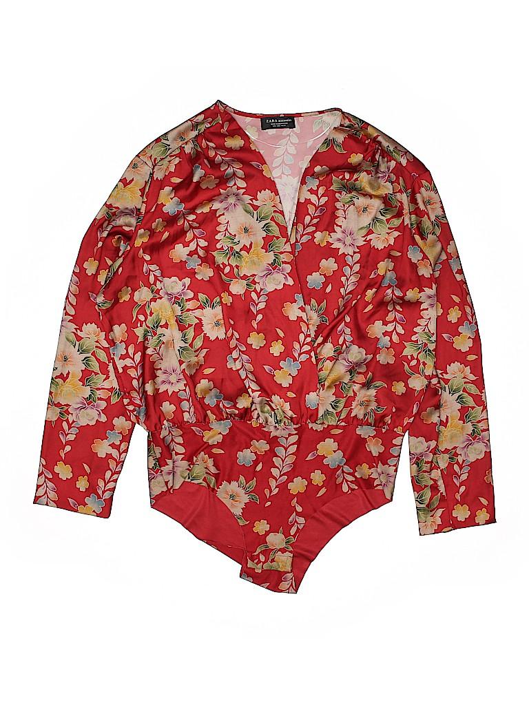 Zara TRF Women Bodysuit Size L