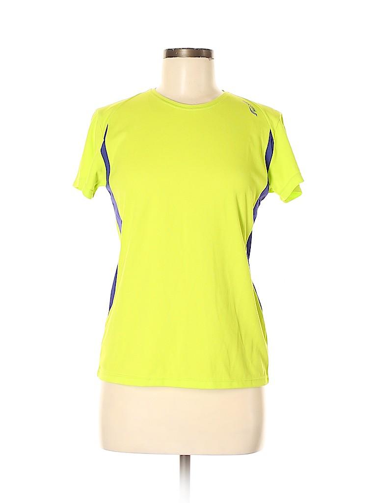 Saucony Women Active T-Shirt Size M