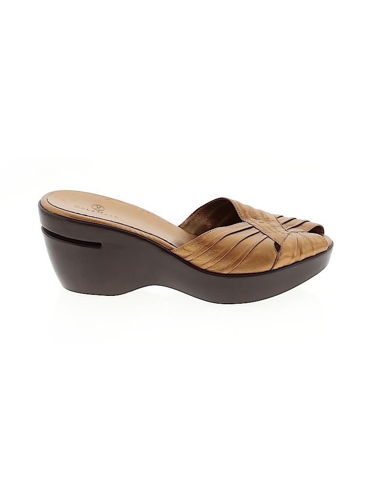 Cole Haan Women Wedges Size 9 1/2