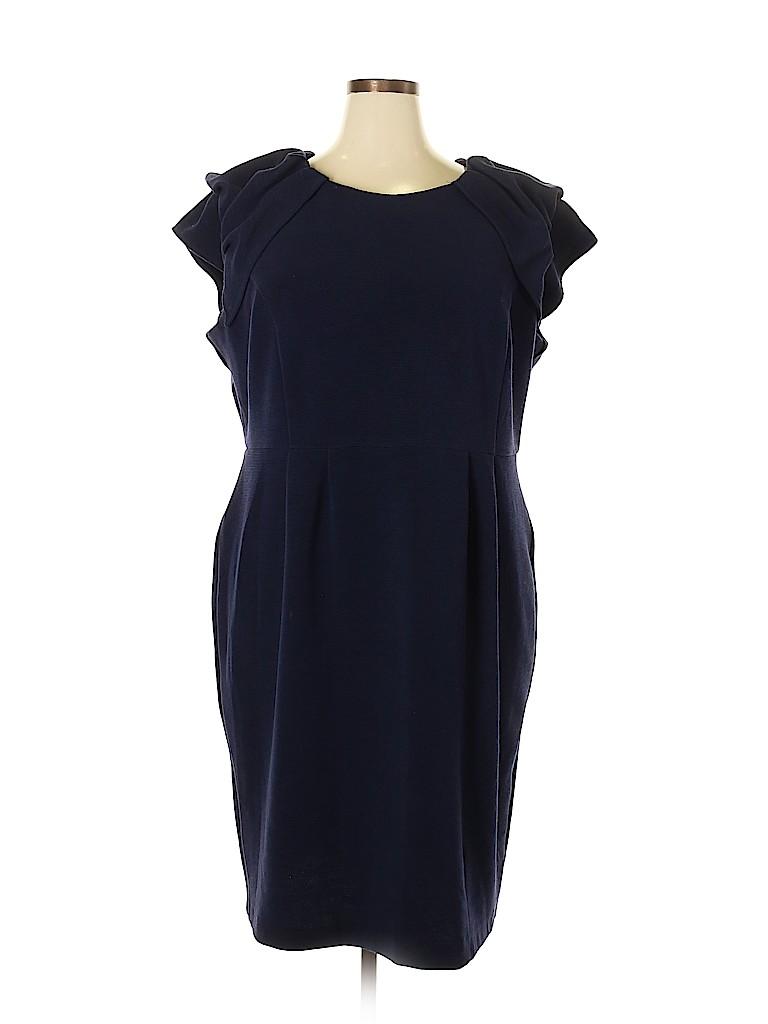 ASOS Curve Women Casual Dress Size 22 (Plus)