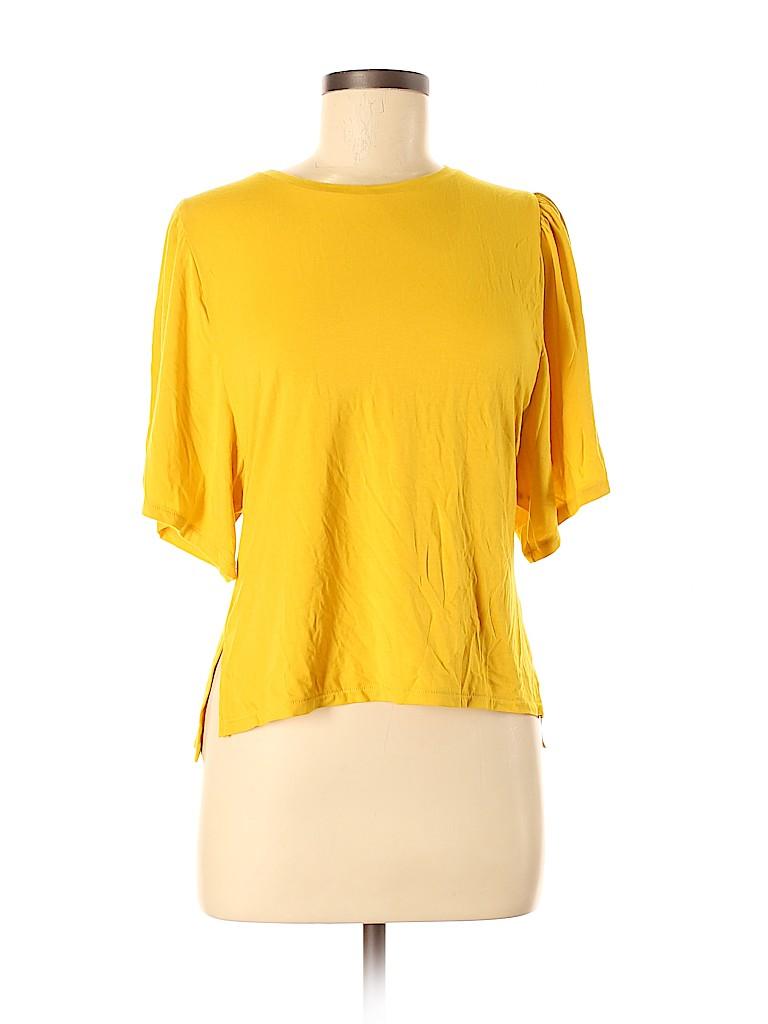Point Sur Women Short Sleeve Top Size XS