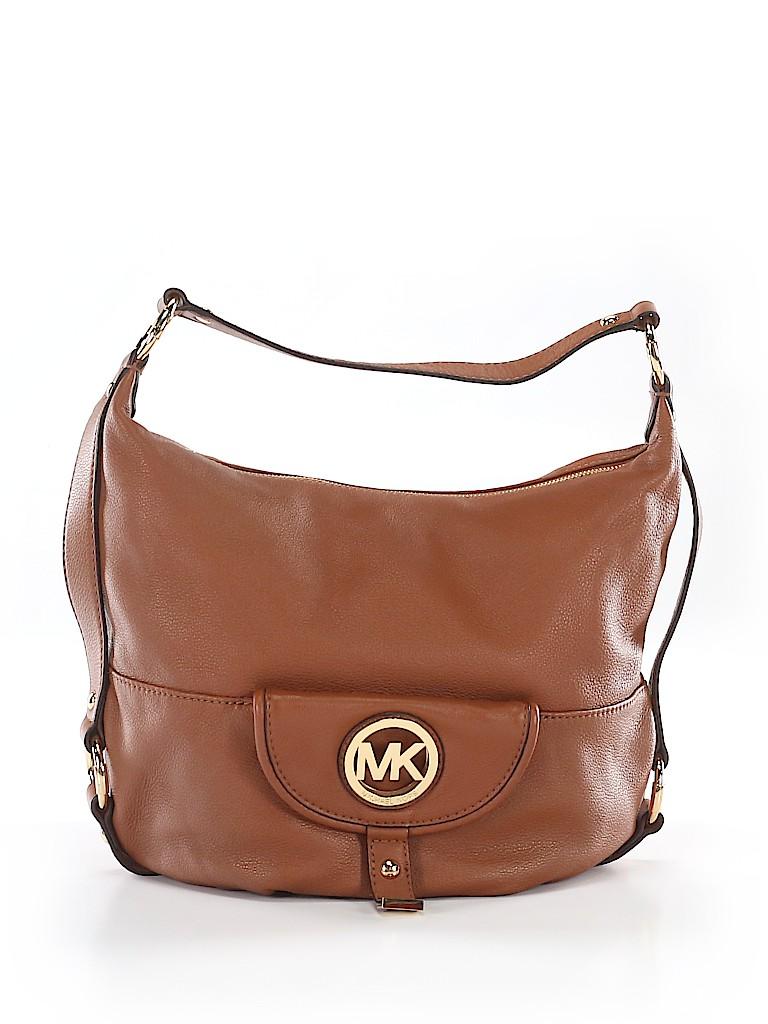 MICHAEL Michael Kors Women Leather Hobo One Size
