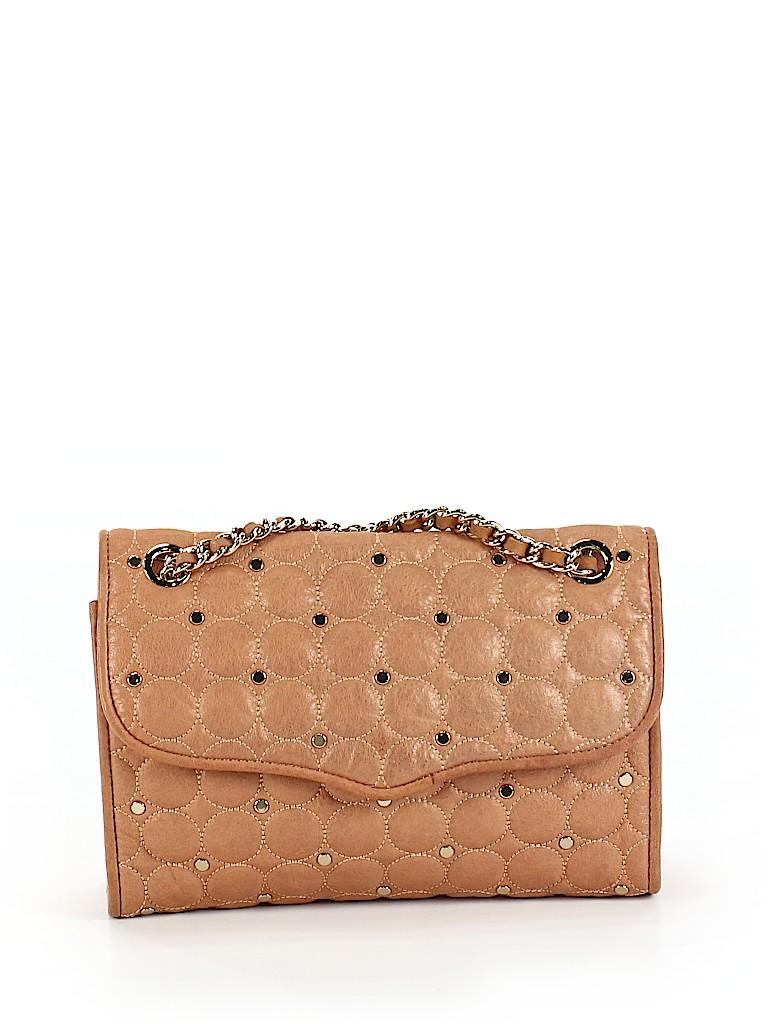 Rebecca Minkoff Women Leather Shoulder Bag One Size