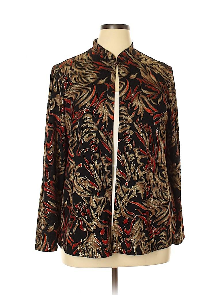 R&M Richards Women Jacket Size 16W