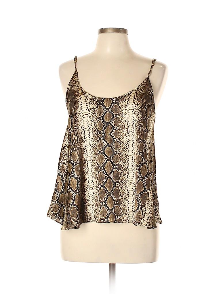 Ramona LaRue by Arianne Women Sleeveless Blouse Size L