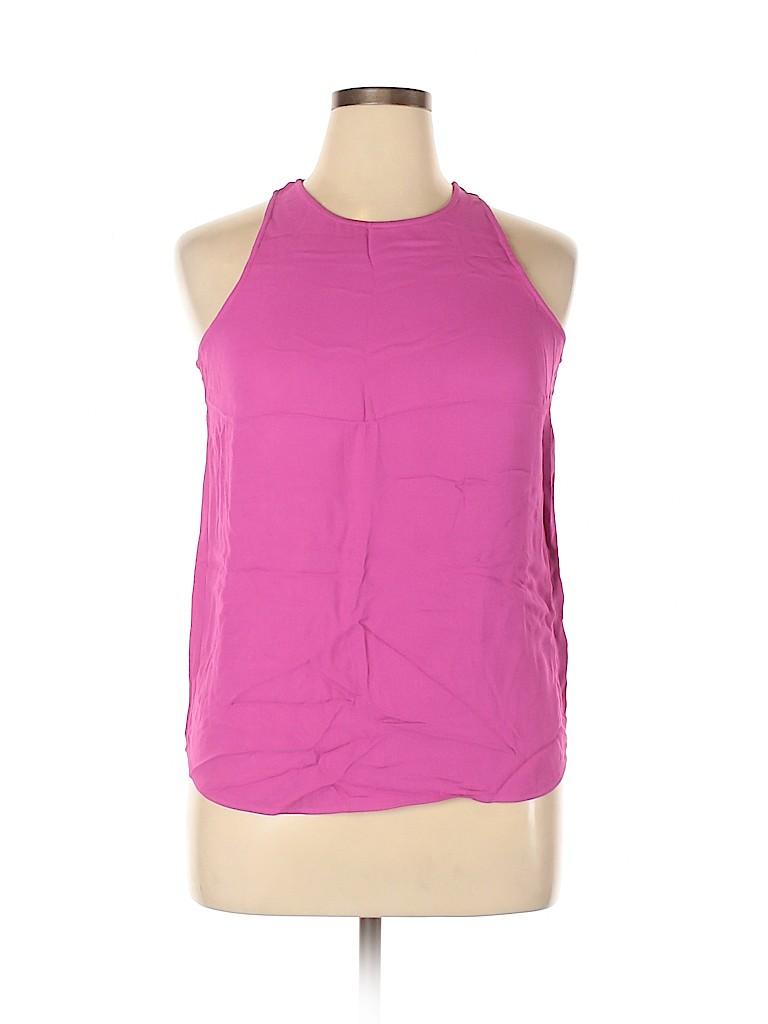 J. Crew Women Sleeveless Blouse Size 12
