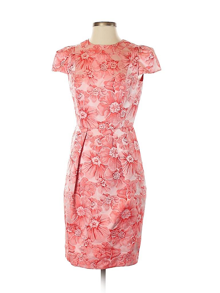 Carmen Marc Valvo Women Casual Dress Size 4