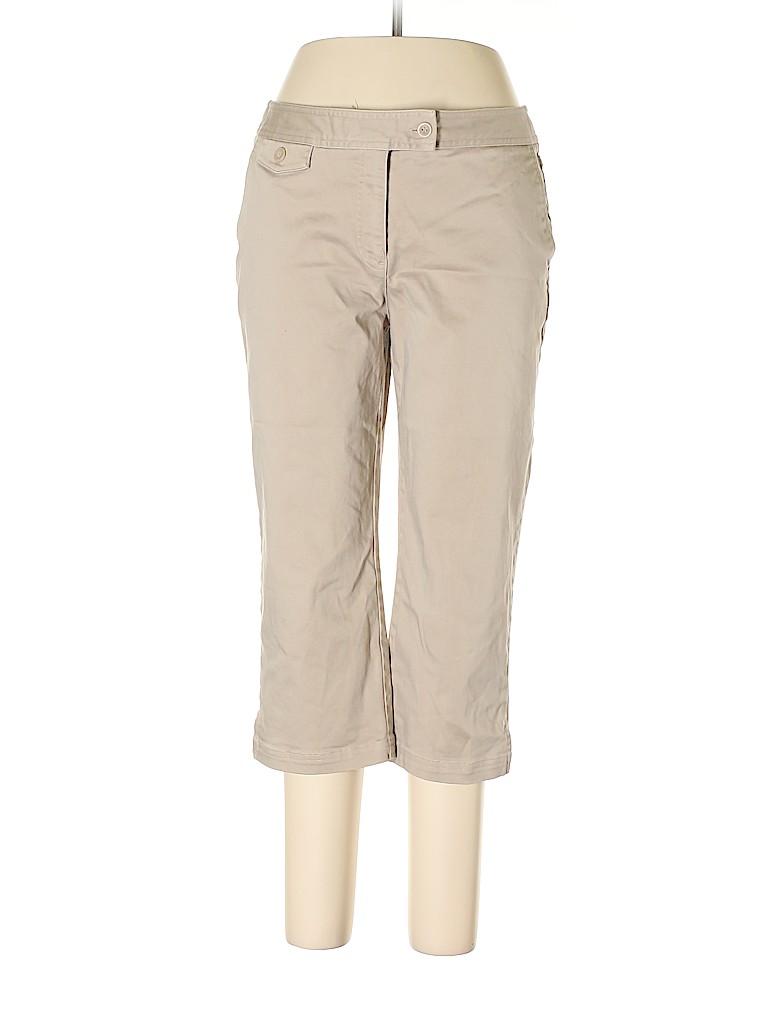 Villager Sport by Liz Claiborne Women Khakis Size 14