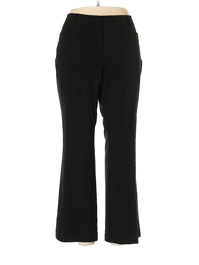 7th Avenue Design Studio New York & Company Women Dress Pants Size 16