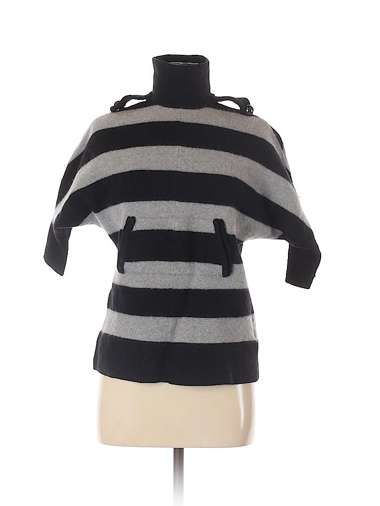 Tory Burch Women Wool Pullover Sweater Size M