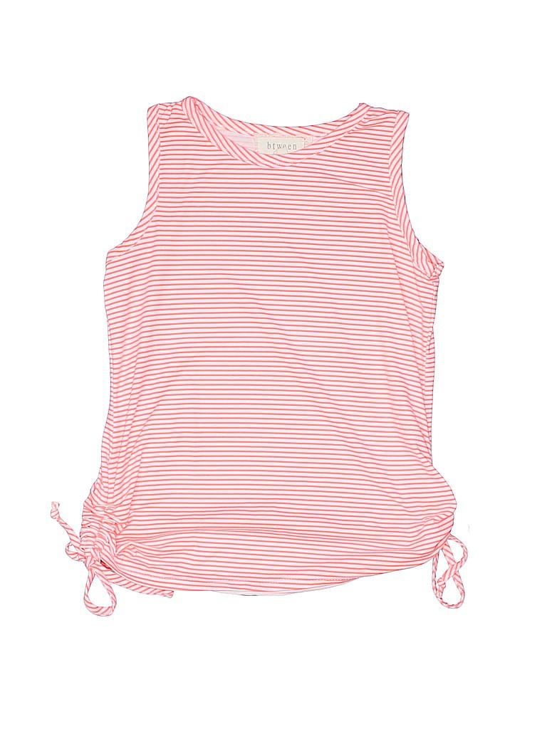 Btween Girls Sleeveless Top Size 8