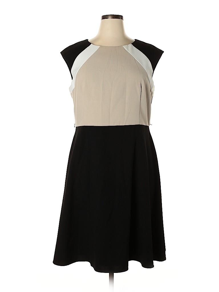 Calvin Klein Women Casual Dress Size 16