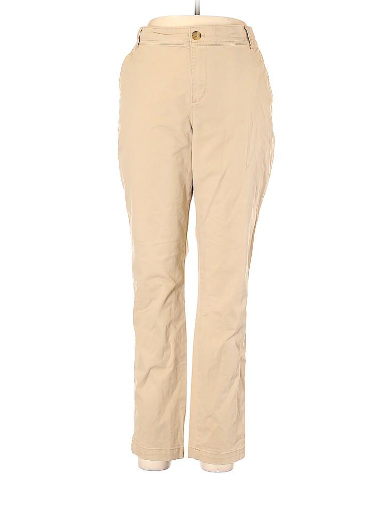 Old Navy Women Khakis Size 16