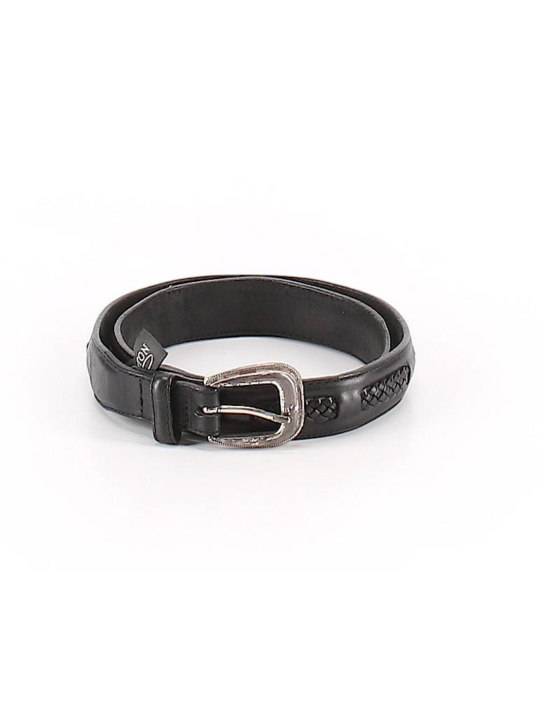 Brighton Women Leather Belt Size S