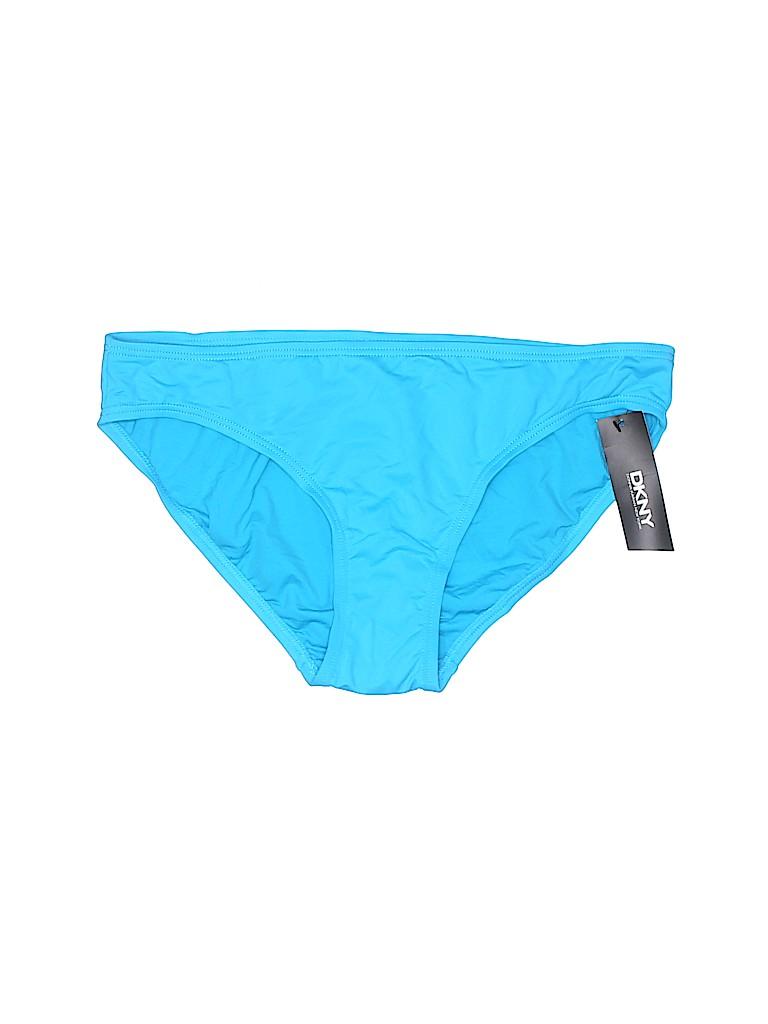 DKNY Women Swimsuit Bottoms Size M
