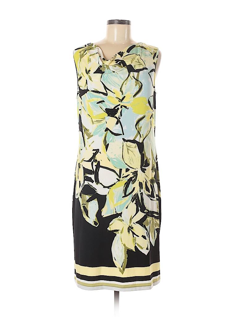 Kim Rogers Women Casual Dress Size M
