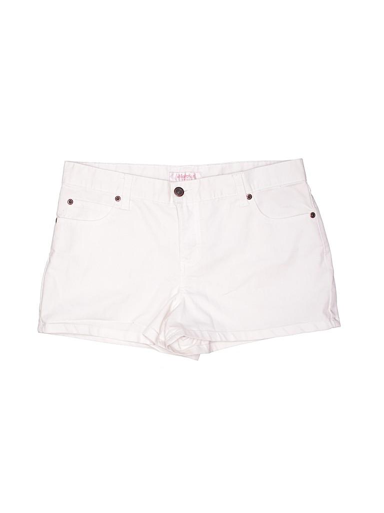 Xhilaration Women Denim Shorts Size 9