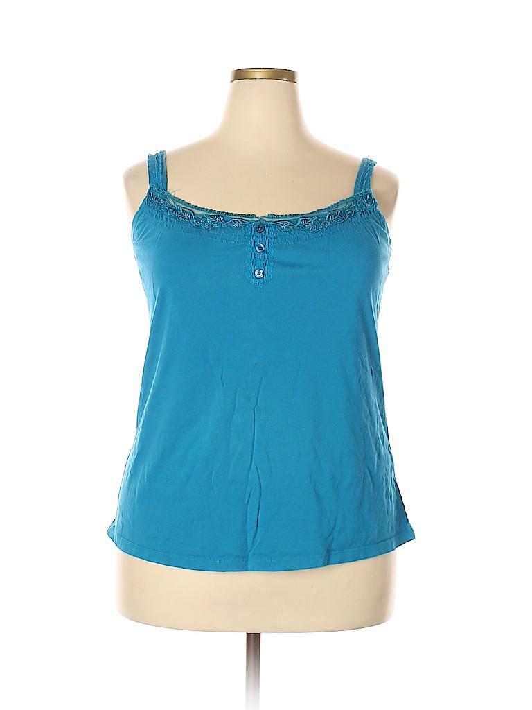 Avenue Women Sleeveless Top Size 18 - 20 Plus (Plus)