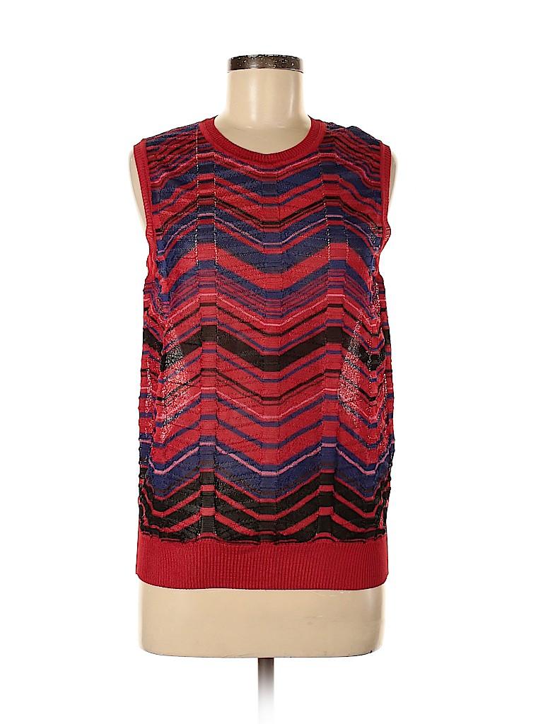 M Missoni Women Pullover Sweater Size 10