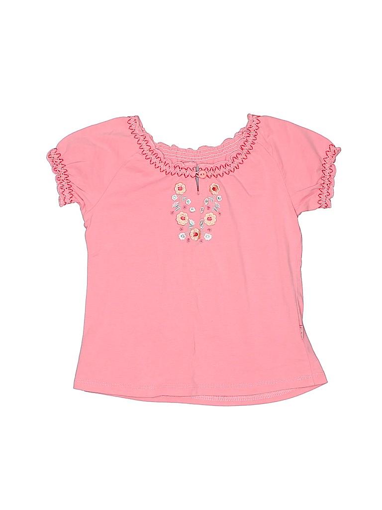 Pumpkin Patch Girls Short Sleeve T-Shirt Size 4T