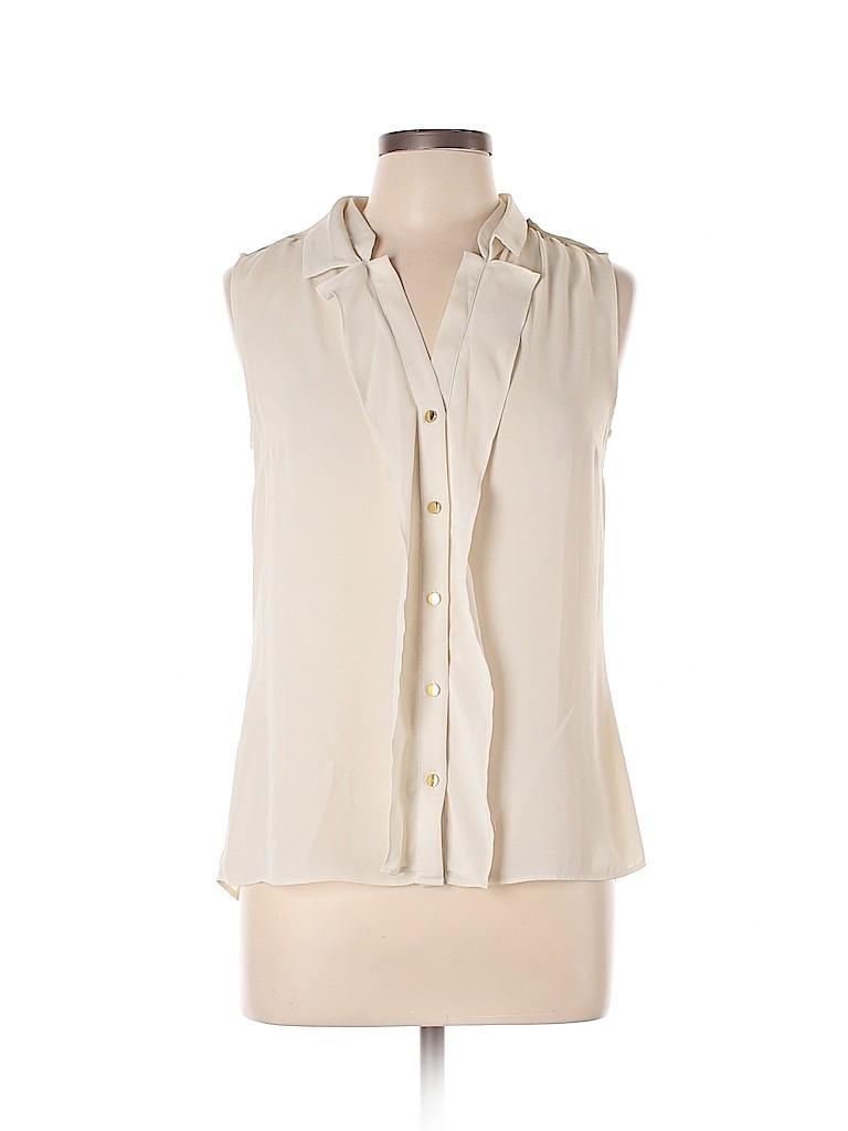 Oasis Women Sleeveless Blouse Size 10