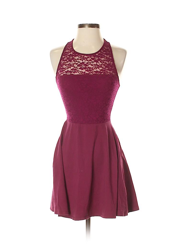 Hollister Women Cocktail Dress Size S