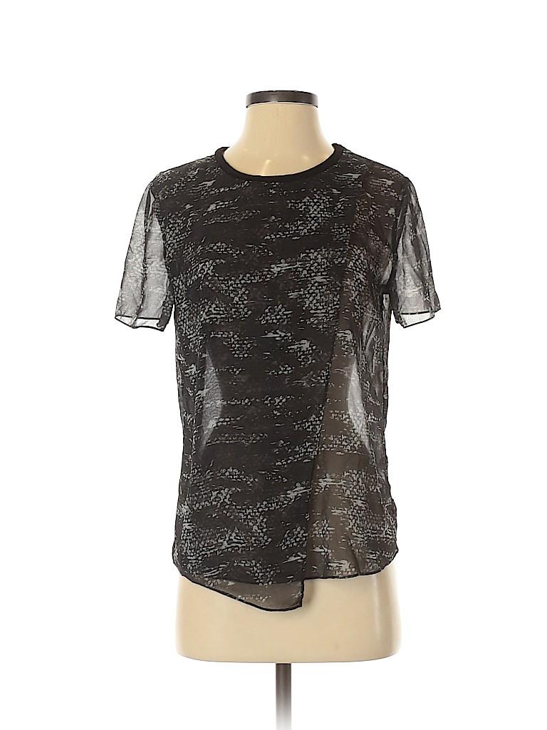 The Kooples Sport Women Short Sleeve Blouse Size S