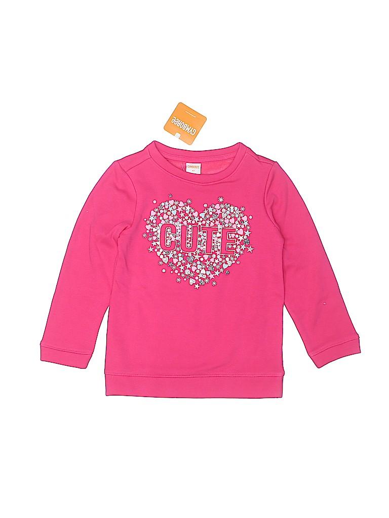 Gymboree Girls Sweatshirt Size 4T