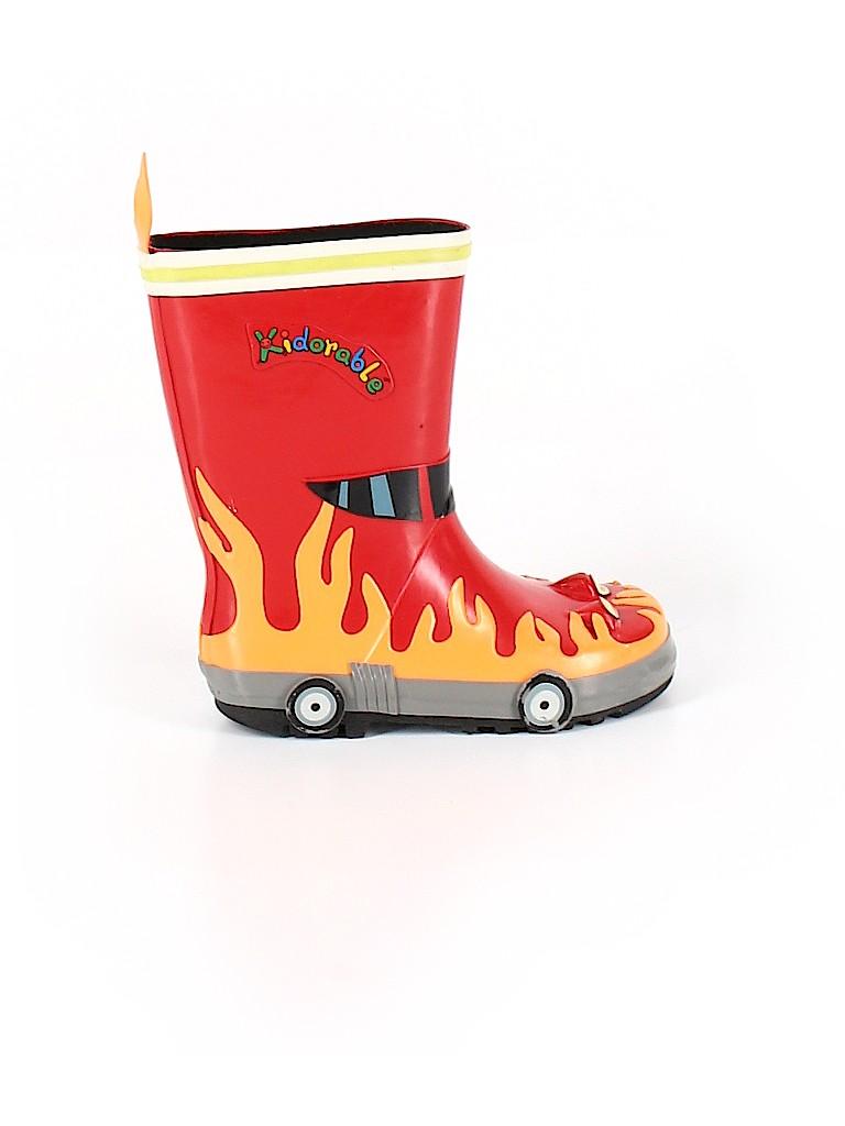 Unbranded Boys Rain Boots Size 11