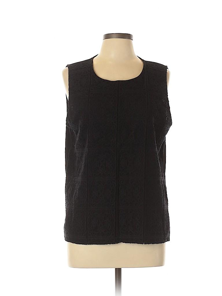 Ann Taylor Factory Women Sleeveless Top Size XL