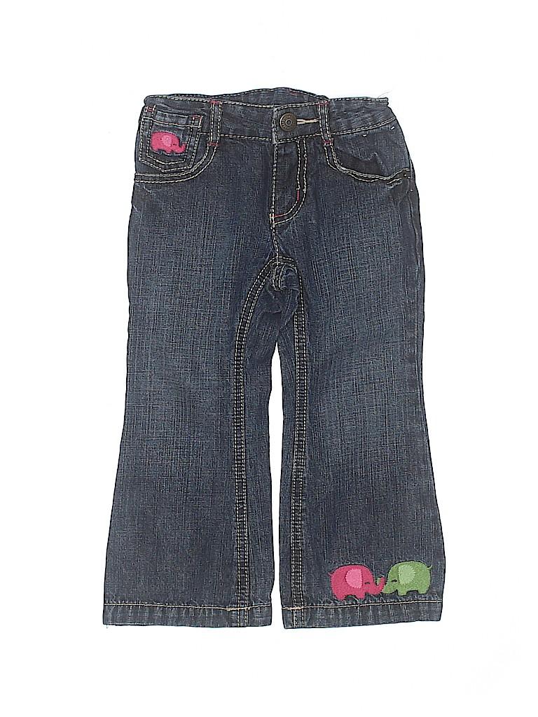 Gymboree Girls Jeans Size 2T